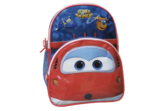Mochila 32 cms. SupeWings Super Wings