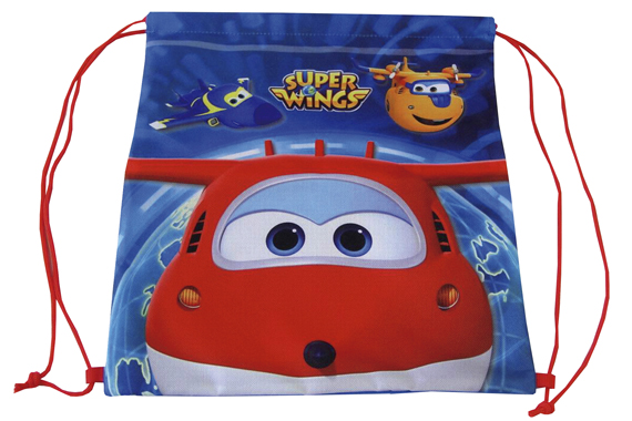 Mochila Saco Super Wings Super Wings