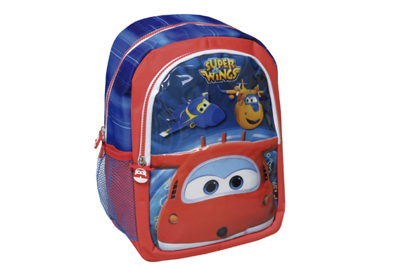 Mochila 35 cms SuperWings Super Wings