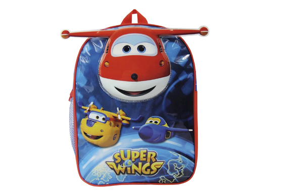 Mochila 30 cms. SuperWings Super Wings