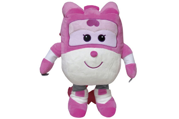 Mochila Peluche 35 cms Dizzy SuperWings Super Wings