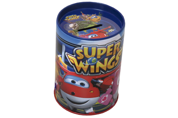 Hucha Cubilete SuperWings Super Wings