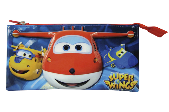 Portatodo Triple SuperWings Super Wings