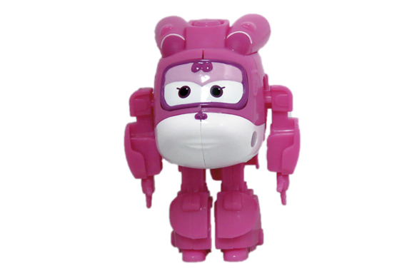Figura Robot Dizzy SuperWings Super Wings