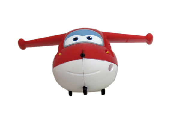 Figura Jett SuperWings Super Wings