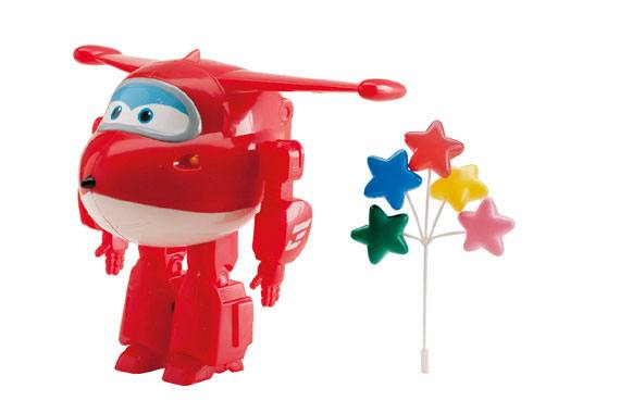 KIT PARA TARTAS SUPER WINGS- JETT Super Wings