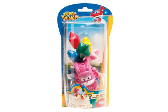 KIT PARA TARTAS SUPER WINGS- DIZZY
