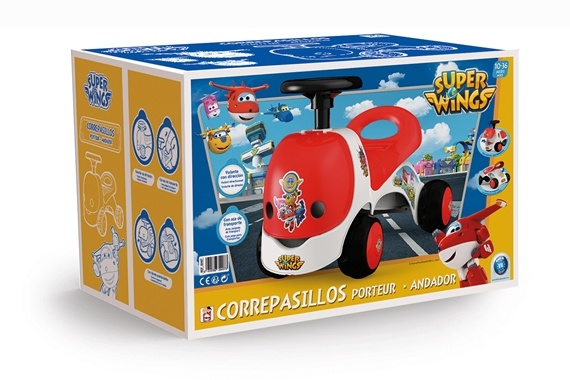 CORREPASILLOS SUPER Super Wings