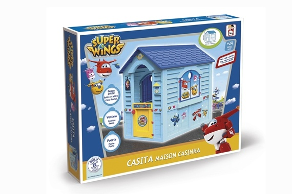 CASITA SUPER WINGS