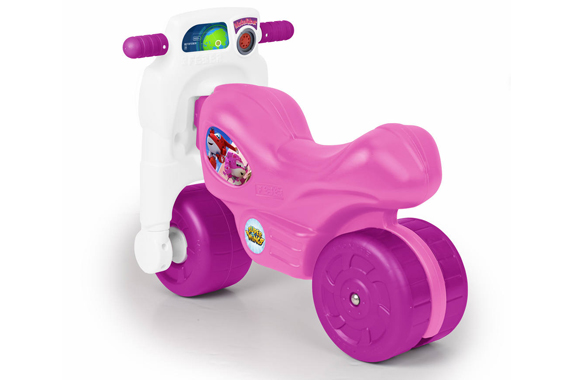 MOTOFEBER SUPERWINGS MATCH PINK Super Wings