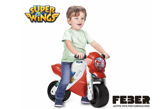 MOTOFEBER 2 SUPERWINGS Super Wings