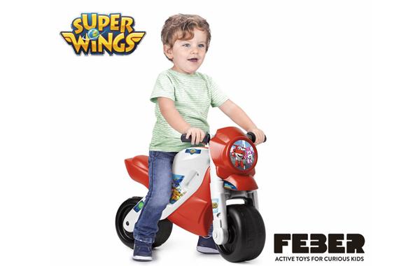 MOTOFEBER 2 SUPERWINGS Super Wings