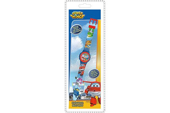 Reloj Digital KE02 Super Wings
