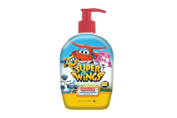 Súper Wings Jabón de Manos  236ml Super Wings
