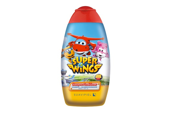 Súper Wings  Champú & Acondicionador 296ml Super Wings