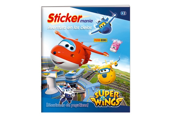 AVENTURA NOS CÉUS Super Wings