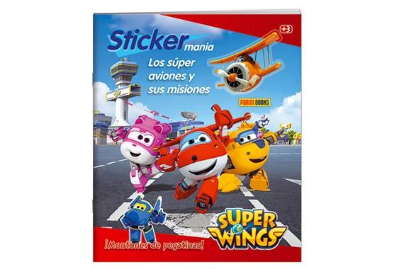 LOS SÚPER AVIONES Y SUS MISIONES Super Wings
