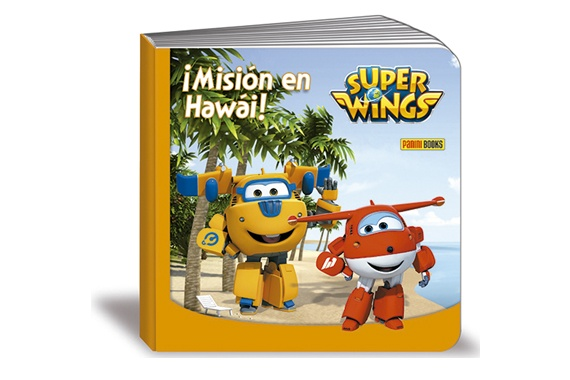 Missão NO HAVAI! Super Wings