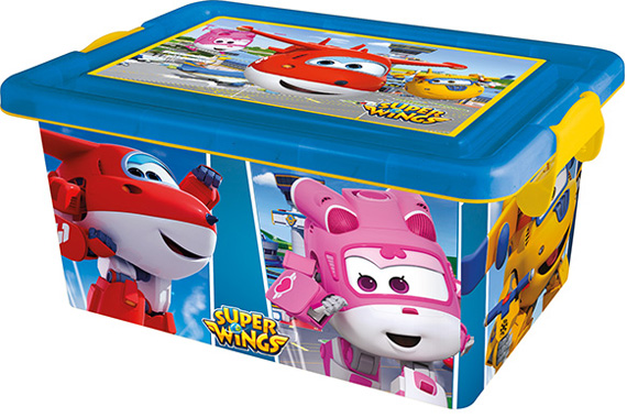 Contenedor 7 L. Super Wings