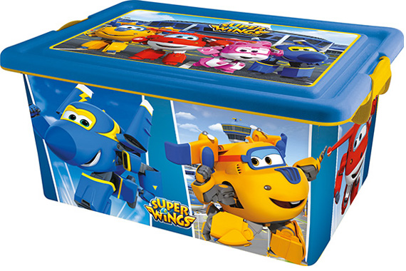 Contenedor 13 L.Super Wings Super Wings