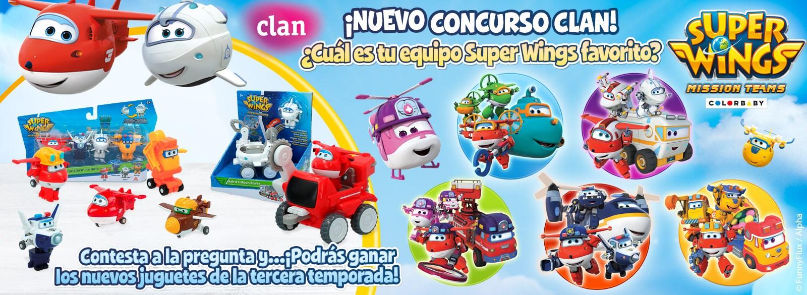 Concurso Superwings