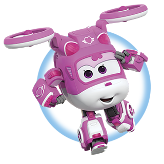 Dizzy Super Charge Super Wings