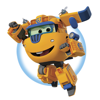 Donnie Super Charge Super Wings