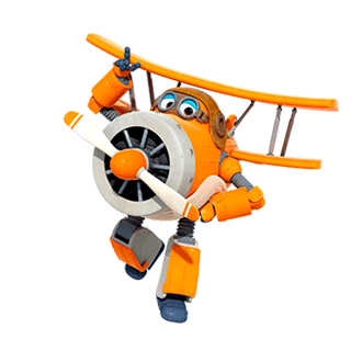 Grand Albert Super Wings