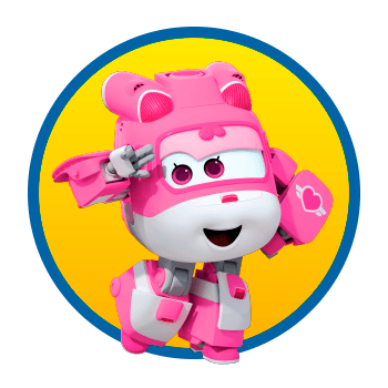 Super Wings Dizzy