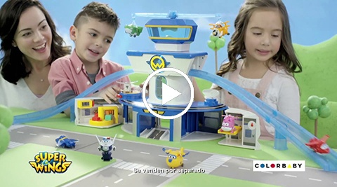 Spot TV Super Wings - 10s