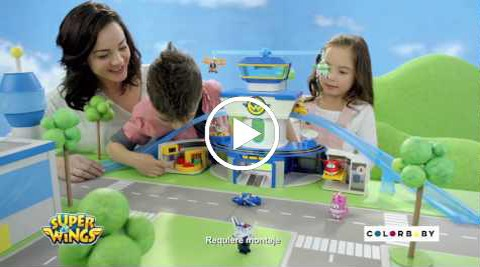 Spot TV Super Wings - 20s